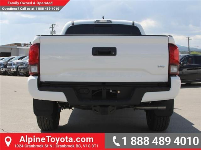 2018 Toyota Tacoma SR5 (Stk: X034044) in Cranbrook - Image 4 of 17