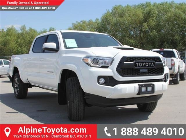 2018 Toyota Tacoma SR5 (Stk: X034044) in Cranbrook - Image 7 of 17