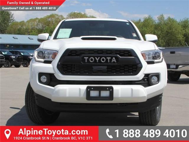 2018 Toyota Tacoma SR5 (Stk: X034044) in Cranbrook - Image 8 of 17