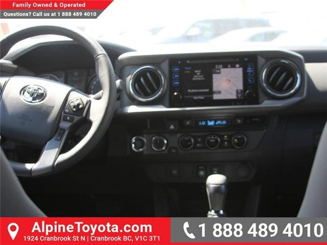 2018 Toyota Tacoma SR5 (Stk: X034044) in Cranbrook - Image 10 of 17