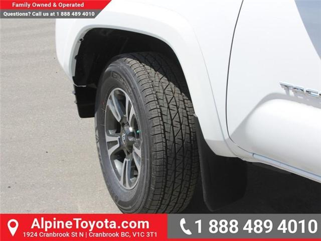 2018 Toyota Tacoma SR5 (Stk: X034044) in Cranbrook - Image 17 of 17