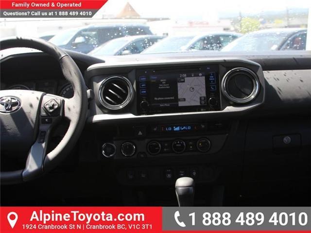 2018 Toyota Tacoma SR5 (Stk: X034074) in Cranbrook - Image 10 of 18