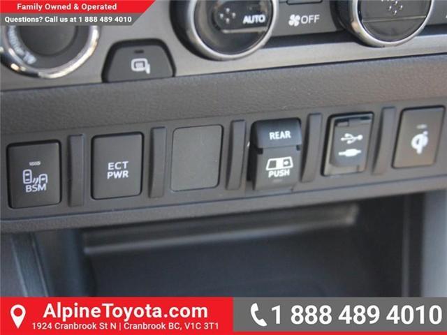 2018 Toyota Tacoma SR5 (Stk: X034074) in Cranbrook - Image 15 of 18