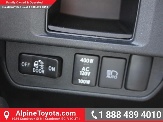 2018 Toyota Tacoma SR5 (Stk: X034074) in Cranbrook - Image 16 of 18