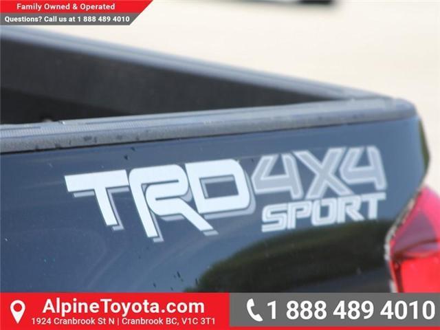 2018 Toyota Tacoma SR5 (Stk: X034074) in Cranbrook - Image 17 of 18