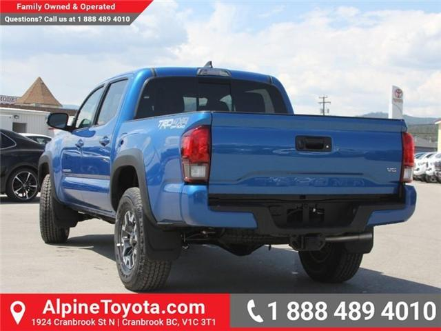 2018 Toyota Tacoma TRD Off Road (Stk: X141097) in Cranbrook - Image 3 of 18