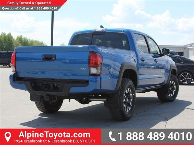 2018 Toyota Tacoma TRD Off Road (Stk: X141097) in Cranbrook - Image 5 of 18