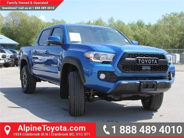 2018 Toyota Tacoma TRD Off Road (Stk: X141097) in Cranbrook - Image 7 of 18