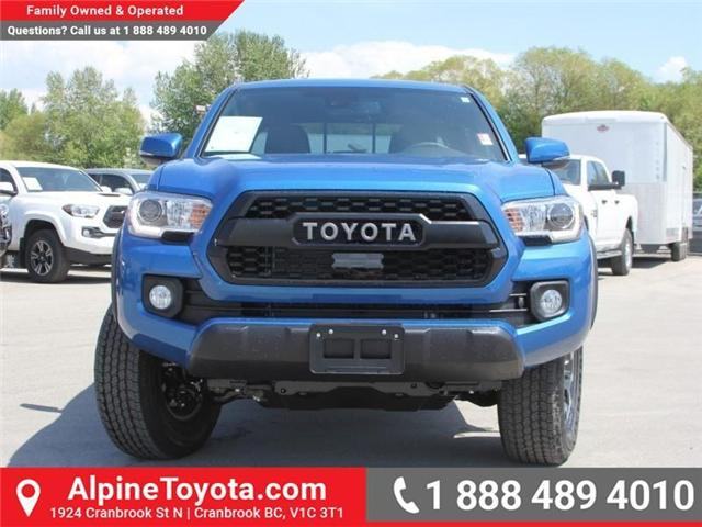 2018 Toyota Tacoma TRD Off Road (Stk: X141097) in Cranbrook - Image 8 of 18