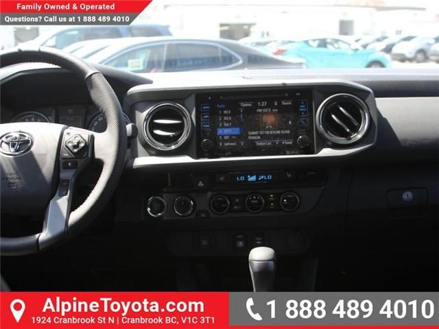 2018 Toyota Tacoma TRD Off Road (Stk: X141097) in Cranbrook - Image 10 of 18