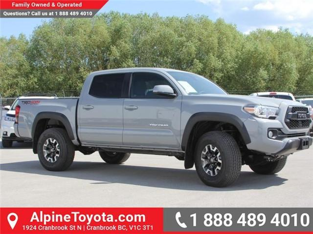 2018 Toyota Tacoma TRD Off Road (Stk: X141605) in Cranbrook - Image 6 of 18