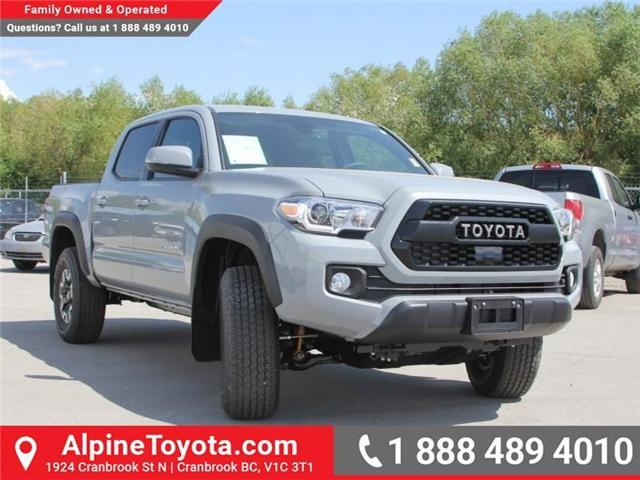 2018 Toyota Tacoma TRD Off Road (Stk: X141605) in Cranbrook - Image 7 of 18