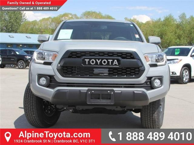 2018 Toyota Tacoma TRD Off Road (Stk: X141605) in Cranbrook - Image 8 of 18