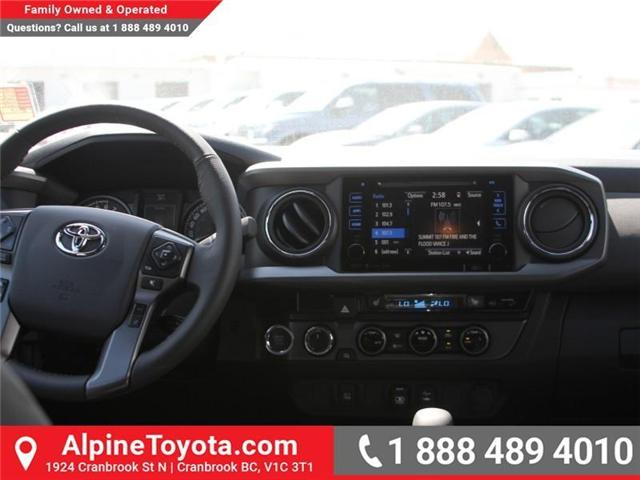 2018 Toyota Tacoma TRD Off Road (Stk: X141605) in Cranbrook - Image 10 of 18