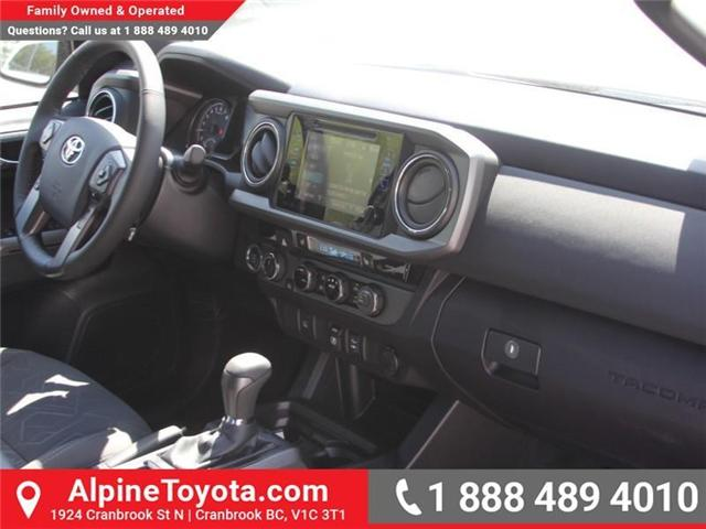 2018 Toyota Tacoma TRD Off Road (Stk: X141605) in Cranbrook - Image 11 of 18