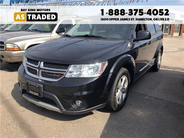 2012 Dodge Journey SXT & Crew (Stk: 18-7675A) in Hamilton - Image 1 of 17