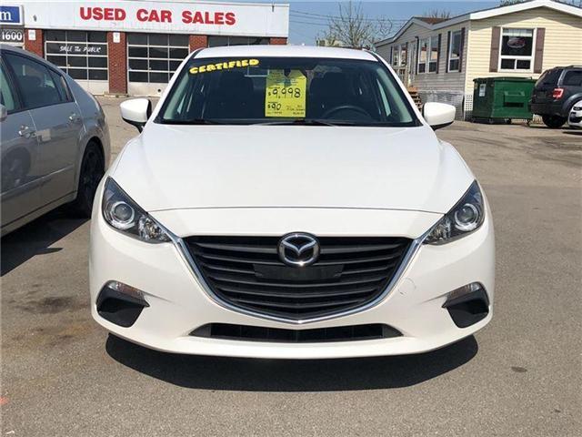 2014 Mazda Mazda3 GX-SKY (Stk: 17-3603B) in Hamilton - Image 2 of 15