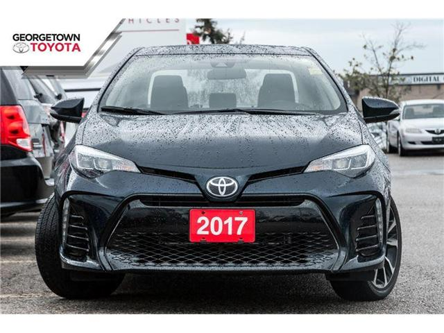2017 Toyota Corolla SE (Stk: 17-15708) in Georgetown - Image 2 of 20