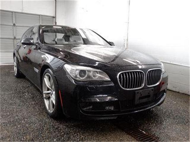 2013 BMW 750  (Stk: N8-60391) in Burnaby - Image 1 of 24