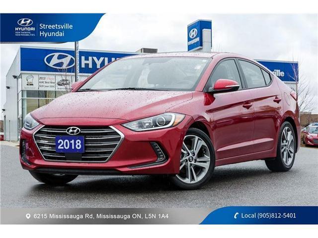 2018 Hyundai Elantra GL (Stk: P0576) in Mississauga - Image 1 of 20