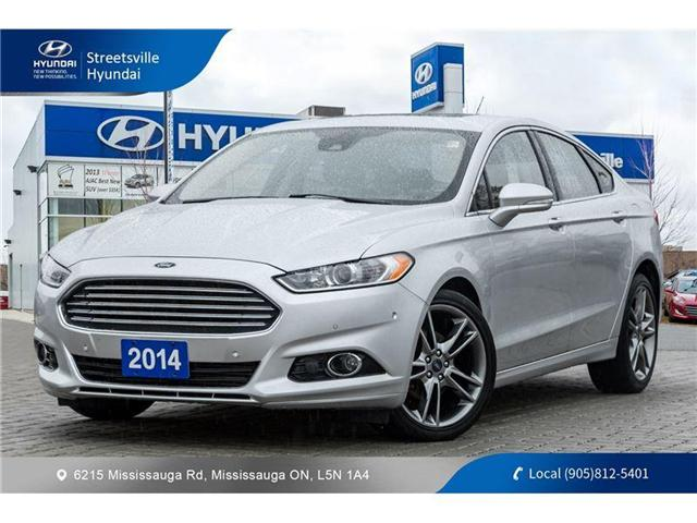 2014 Ford Fusion Titanium (Stk: P0580) in Mississauga - Image 1 of 20