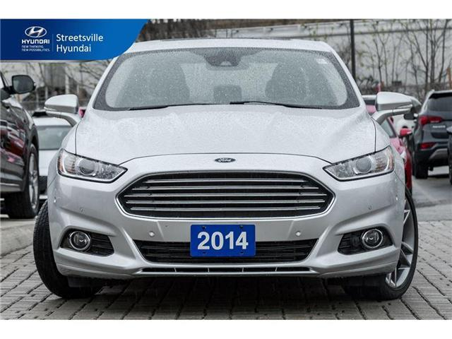 2014 Ford Fusion Titanium (Stk: P0580) in Mississauga - Image 2 of 20