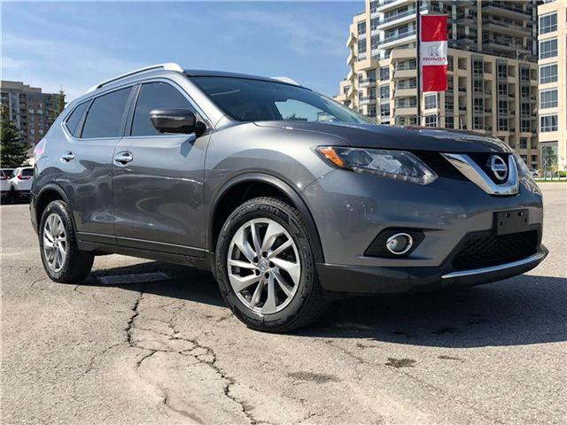 2014 Nissan Rogue SL (Stk: 1969PA) in Richmond Hill - Image 1 of 13