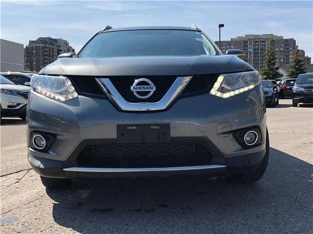 2014 Nissan Rogue SL (Stk: 1969PA) in Richmond Hill - Image 2 of 13