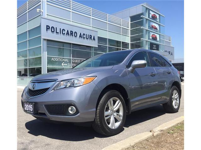2015 Acura RDX Base (Stk: 800356P) in Brampton - Image 1 of 6