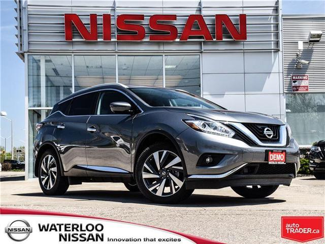 2018 Nissan Murano  (Stk: 18112) in Waterloo - Image 1 of 24