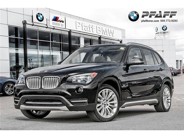 2013 BMW X1 xDrive28i (Stk: 20525A) in Mississauga - Image 1 of 22