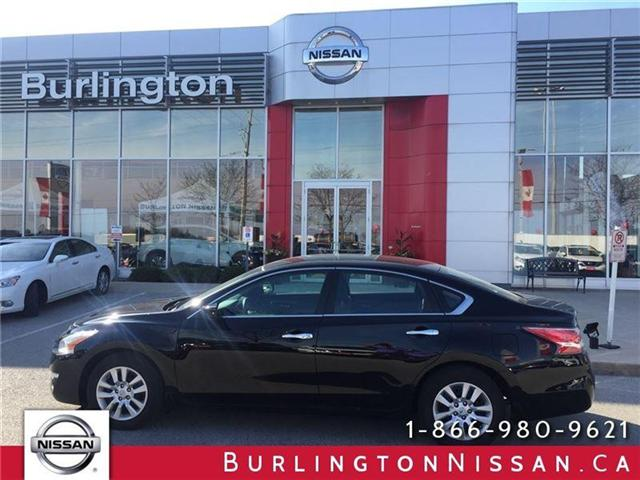2015 Nissan Altima 2.5 S (Stk: A6505) in Burlington - Image 1 of 11