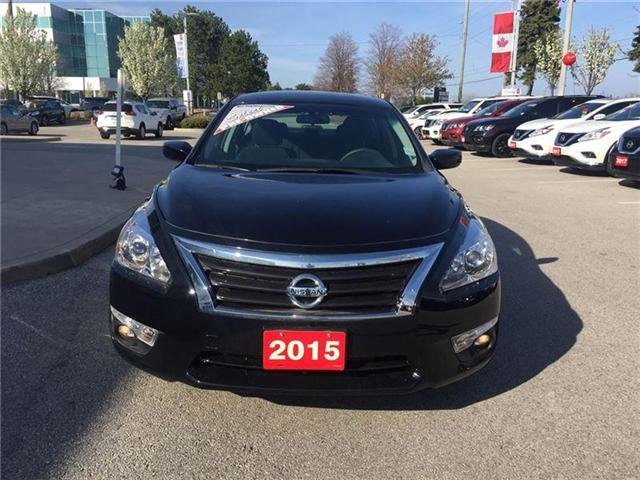 2015 Nissan Altima 2.5 S (Stk: A6505) in Burlington - Image 2 of 11