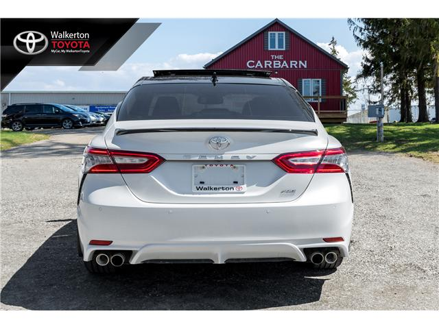 2018 Toyota Camry XSE V6 (Stk: 18184) in Walkerton - Image 5 of 24
