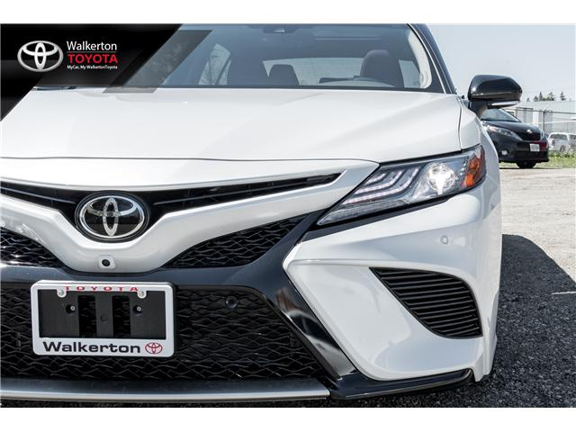 2018 Toyota Camry XSE V6 (Stk: 18184) in Walkerton - Image 8 of 24