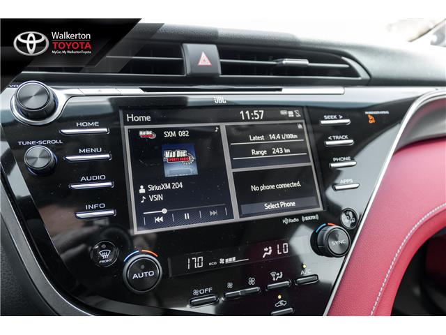 2018 Toyota Camry XSE V6 (Stk: 18184) in Walkerton - Image 21 of 24