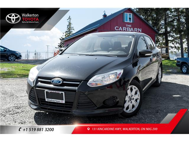 2014 Ford Focus SE (Stk: P8023A) in Walkerton - Image 1 of 19