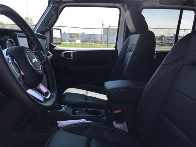 2018 Jeep Wrangler Unlimited Sahara Stk W17777 In Newmarket