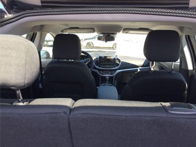 2018 Chevrolet Volt LT (Stk: U138563) in Newmarket - Image 12 of 27