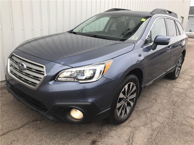 2015 Subaru Outback 2.5i Limited Package (Stk: SUB1551A) in Charlottetown - Image 1 of 24