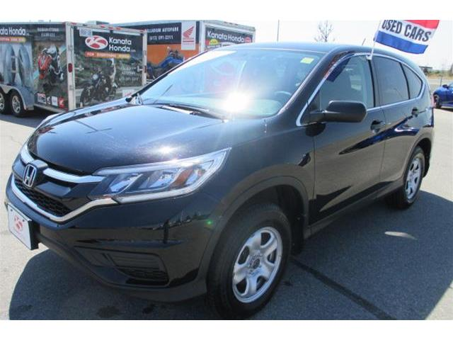 2015 Honda CR-V LX (Stk: K12440A) in Kanata - Image 1 of 17