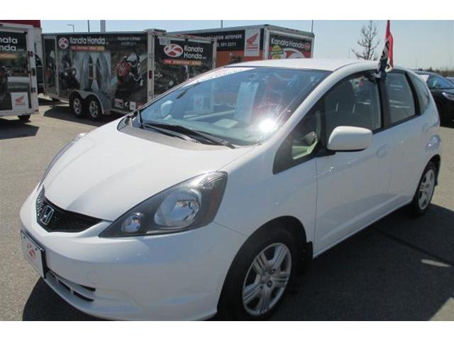 2014 Honda Fit LX (Stk: K12910A) in Kanata - Image 1 of 17