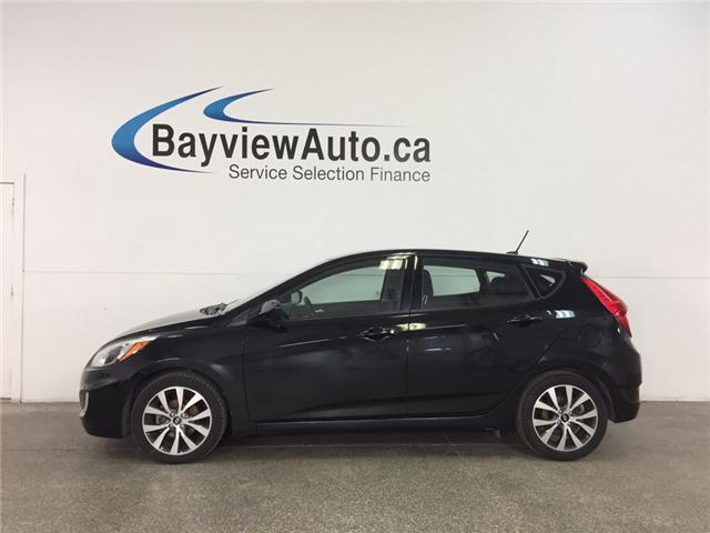 2017 Hyundai Accent SE (Stk: 32453W) in Belleville - Image 1 of 27