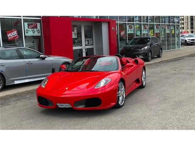 2009 Ferrari F430 Spider F1 (Stk: P145) in Richmond Hill - Image 1 of 10