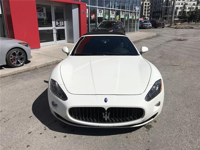 2011 Maserati GranTurismo Base (Stk: P370) in Richmond Hill - Image 2 of 11