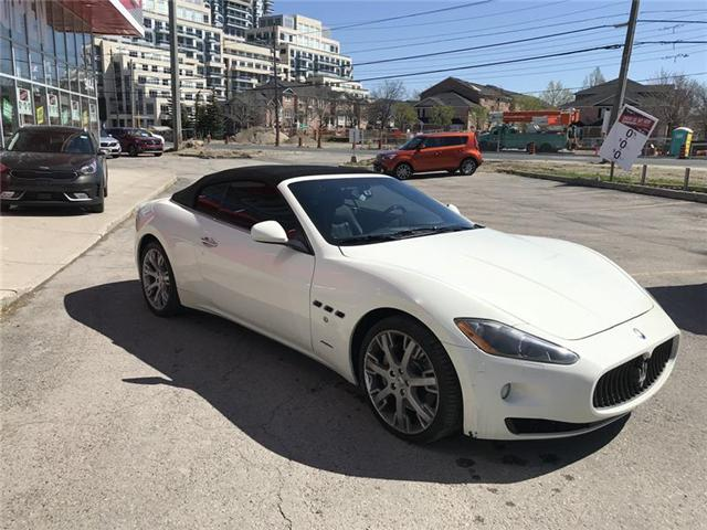 2011 Maserati GranTurismo Base (Stk: P370) in Richmond Hill - Image 6 of 11
