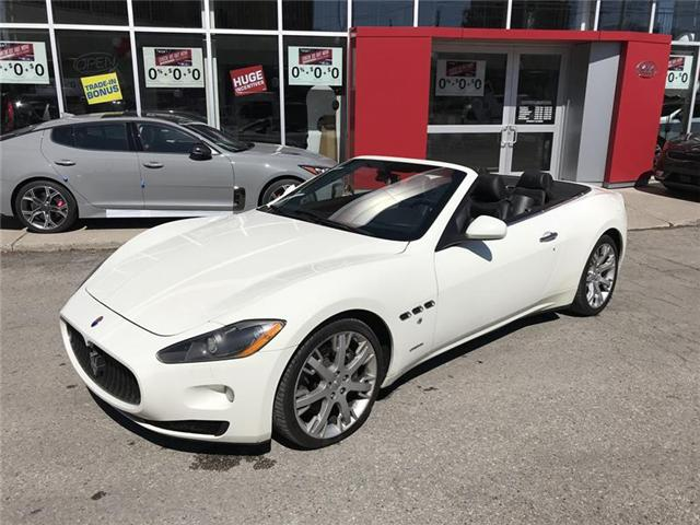 2011 Maserati GranTurismo Base (Stk: P370) in Richmond Hill - Image 8 of 11
