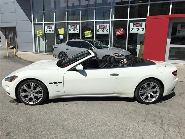 2011 Maserati GranTurismo Base (Stk: P370) in Richmond Hill - Image 10 of 11