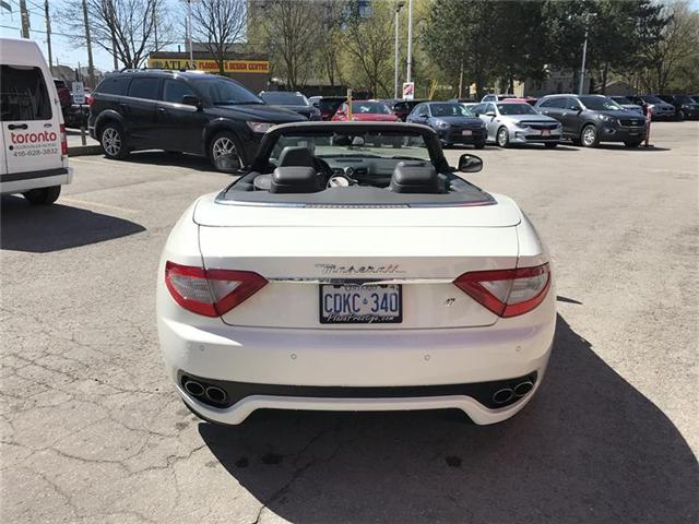 2011 Maserati GranTurismo Base (Stk: P370) in Richmond Hill - Image 11 of 11