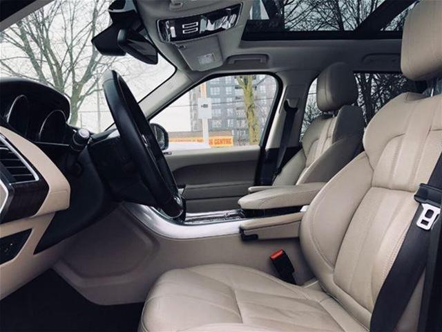 2015 Land Rover Range Rover Sport V6 SE (Stk: R006) in Richmond Hill - Image 11 of 22